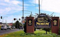 Сколько в США городов с названием Москва?