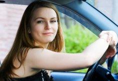 Время женщин на дороге