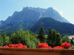 Как добраться до самой высокой горы Германии?