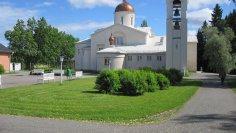 Что известно о современном быте Нововалаамского мужского монастыря?