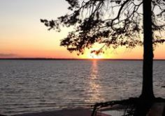 По рекам и озерам, или Как отдохнуть без моря?