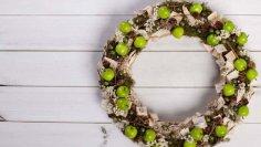 Как украсить дом к Новому году и Рождеству? Новогодние венки