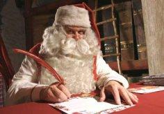Как справляется с новогодними хлопотами финский Дедушка Мороз?