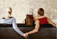 Как скрывать любовницу от жены?