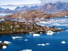 Почему Гренландию назвали Зелёной Землей?
