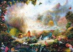 Доказательства существования Рая на Земле