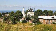 Культурный туризм Вологодской области. Куда поехать на выходные?