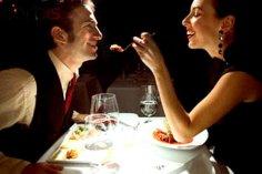 Как устроить романтический ужин для дамы? Опыт моего мужа