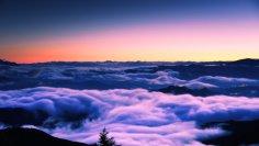 Терраса Ункай. Как выглядит мир над облаками?