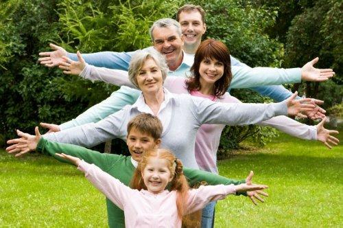 Родительская семья как образец для подражания