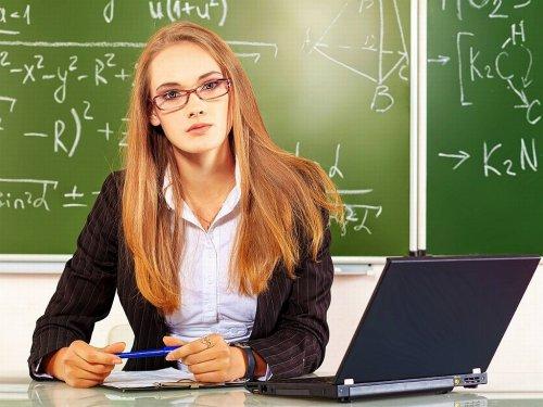 Как покорить женщину, даже если она учительница