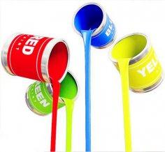 Отделочные материалы. Что представляет собой резиновая краска?