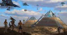 Высокоразвитые цивилизации на Земле до появления людей