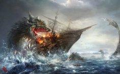 Легенды о морских чудовищах – где правда, а где вымысел?