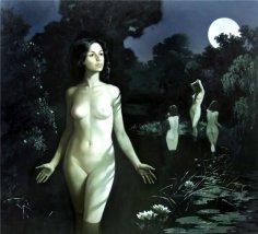 Чертовщинка накануне Вальпургиевой ночи