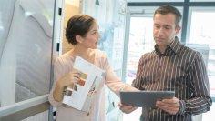 Как организовать отделочные работы в офисе?