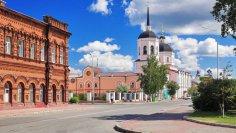 Города России. Хотите в Томск?
