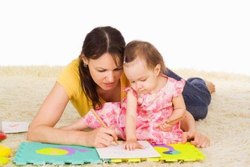 Как организовать занятия с малышом?