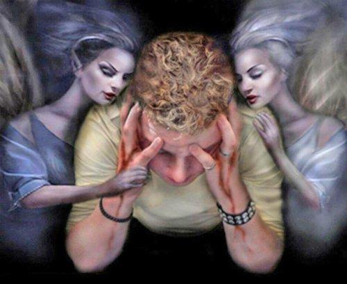 В человеке есть и ангел и демон