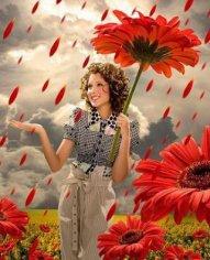 Сон: если цвет растения не виден, но чувствуется шестым чувством