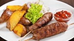 Как правильно приготовить люля-кебаб?