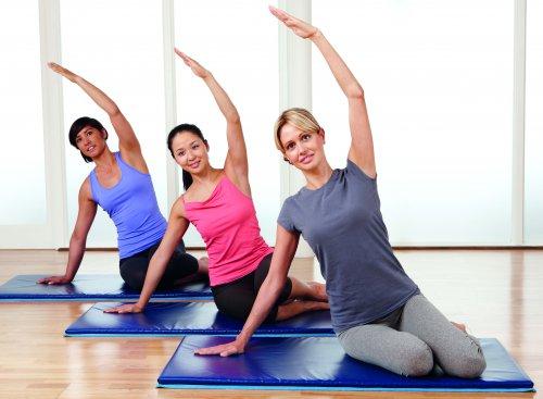 Пилатес. Как повысить стрессоустойчивость организма за пять минут?