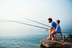 Почему они ходят на рыбалку?