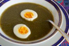 Как приготовить зелёный обед? Блюда из щавеля