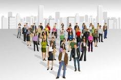Как делится общество в свете статистики? Об уме и глупости в процентах