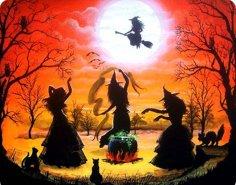 Мир, Труд, Май или Вальпургиева ночь