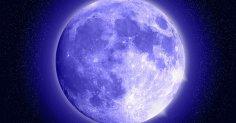 Голубая луна. Почему её так называют?