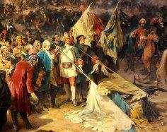 Как шведы под Полтавой были «гнаны и биты»?