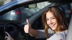 Есть ли льготы за рулем у женщин?