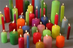 Какого цвета зажечь свечу, чтобы улучшить свою жизнь?