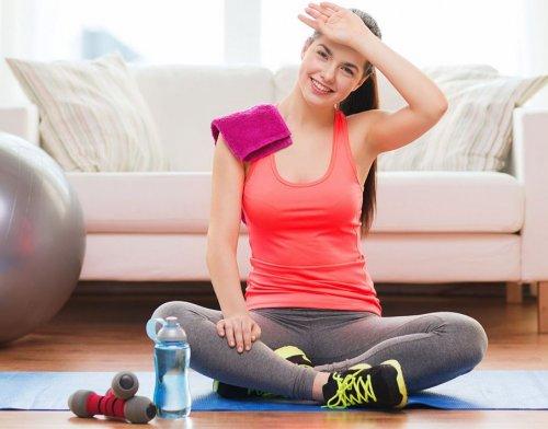 6 упражнений на «после праздников»