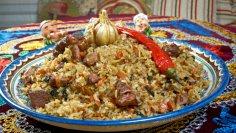 Как приготовить плов по-узбекски?