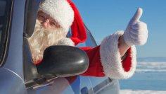 Чем удивил меня Дед Мороз за рулем?