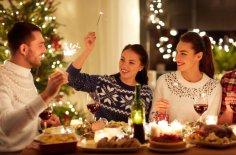 Как весело отпраздновать Новый год в кругу семьи и друзей?