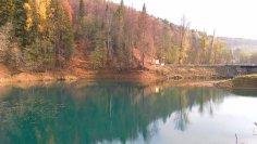 Голубые озера Башкирии. В чем тайна их цвета?