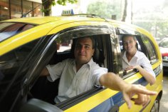 Какие  бывают таксисты?