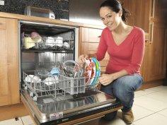Зачем нужна посудомоечная машина?