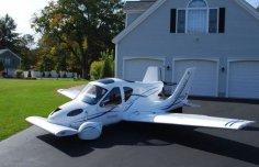 На чём мы будем ездить в недалёком будущем? На самолётомобилях!