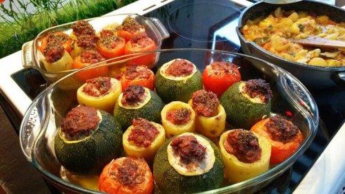 Что можно приготовить из кабачков?