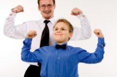 Как устроить физкультминутку для полного ребенка?