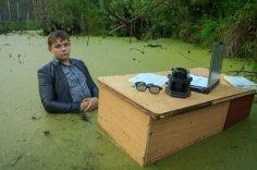 Легко ли выбраться из болота?