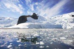 Сон: посещение Антарктиды