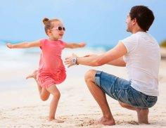 Папа - самый важный человек в жизни дочери, и вот почему