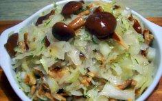 Что вкуснее квашеной капусты? Капуста с огурцами, с маринованными грибами, с пастернаком...