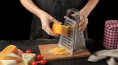 Как использовать кухонную терку? Хозяйкам на заметку
