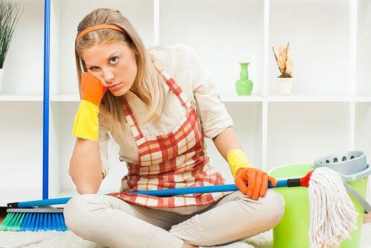 5 ошибок в уборке, которые ведут к потере денег